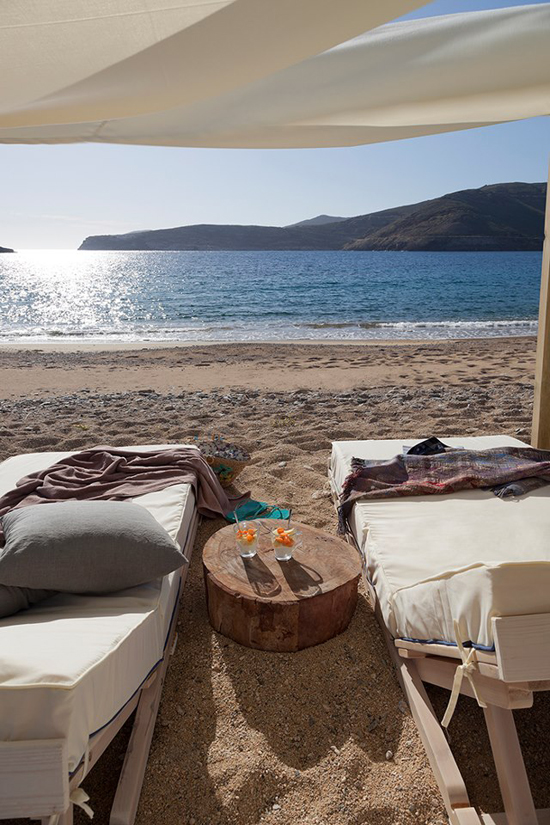 Coco-Mat Eco Resdences in Serifos Island, Aegean sea. See more at www.grecianparadise.com