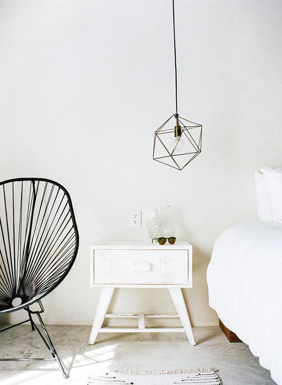White bedroom to make you dream | Image via Jared Chambers