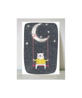 moon-and-bear-print