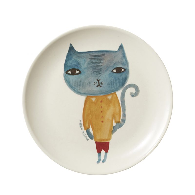 bamboo-tableware-plate-cool-cat-800x800