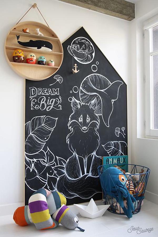 blackboard-play-area