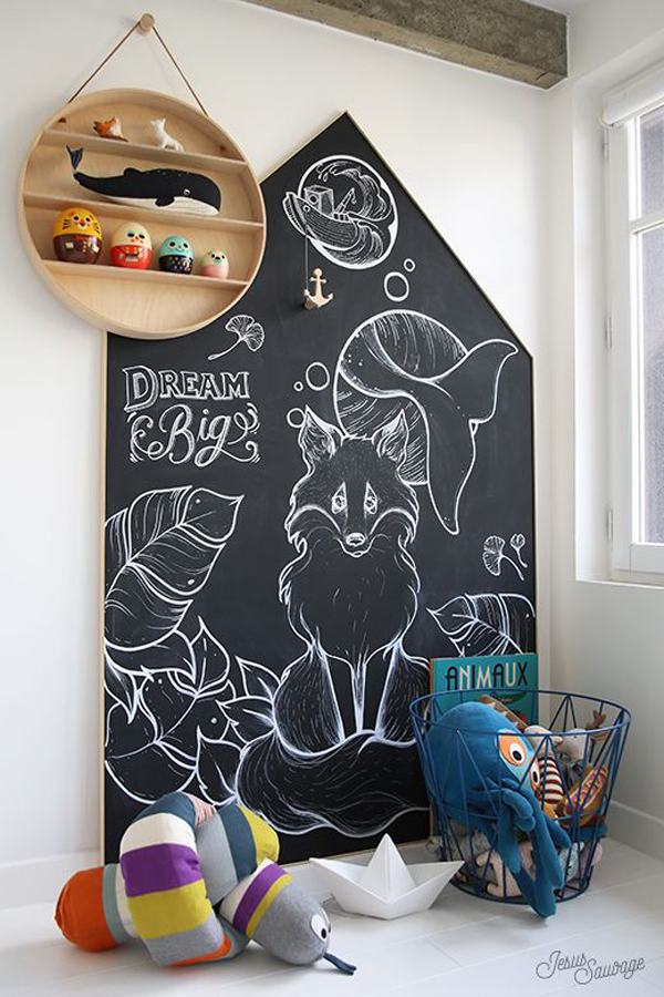 blackboard-play-area
