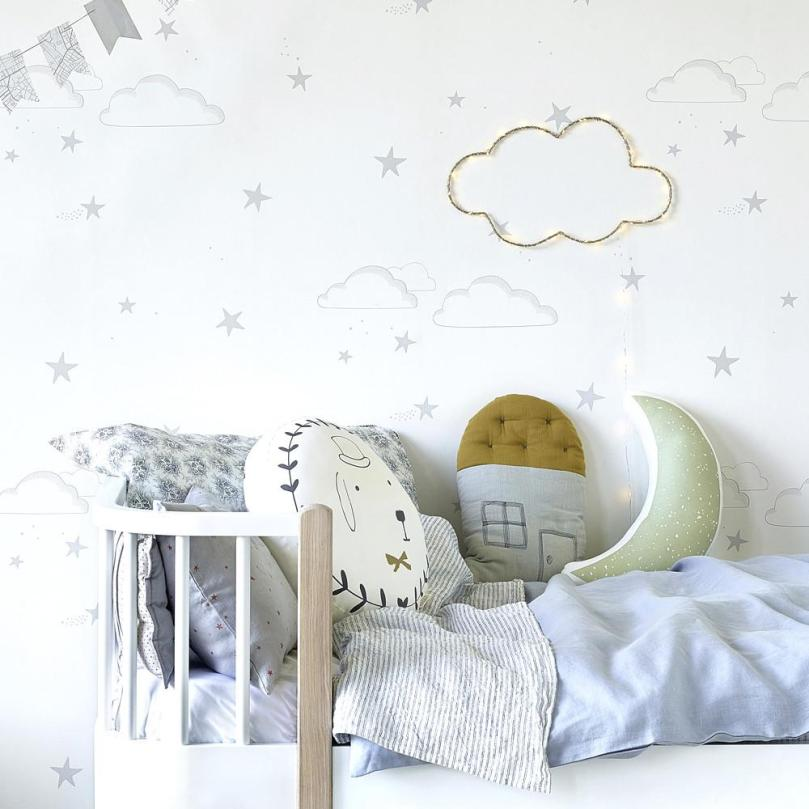 Hibou_Home_Starry_Sky_wallpaper_Silver_HH01202_c