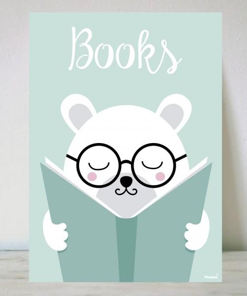 read-bear-print